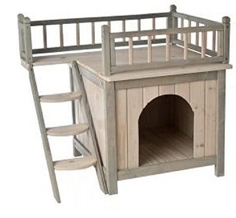 como hacer una casa de perro facil