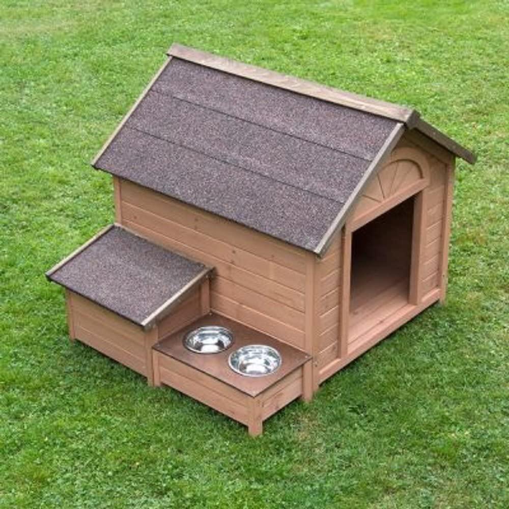 como construir una casa para perro