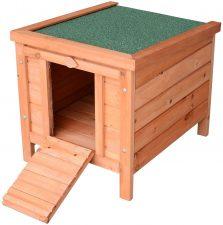 como hacer una casa para perro de carton grande